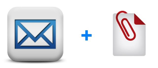 Attach files in email - PHP