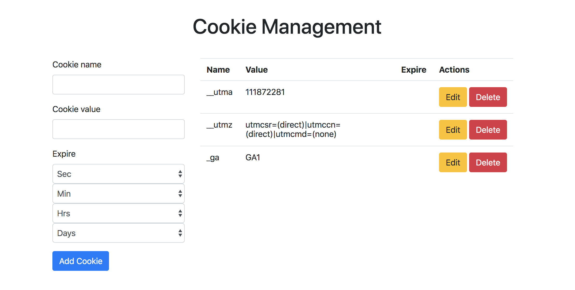A Comprehensive guide to cookies - PHP