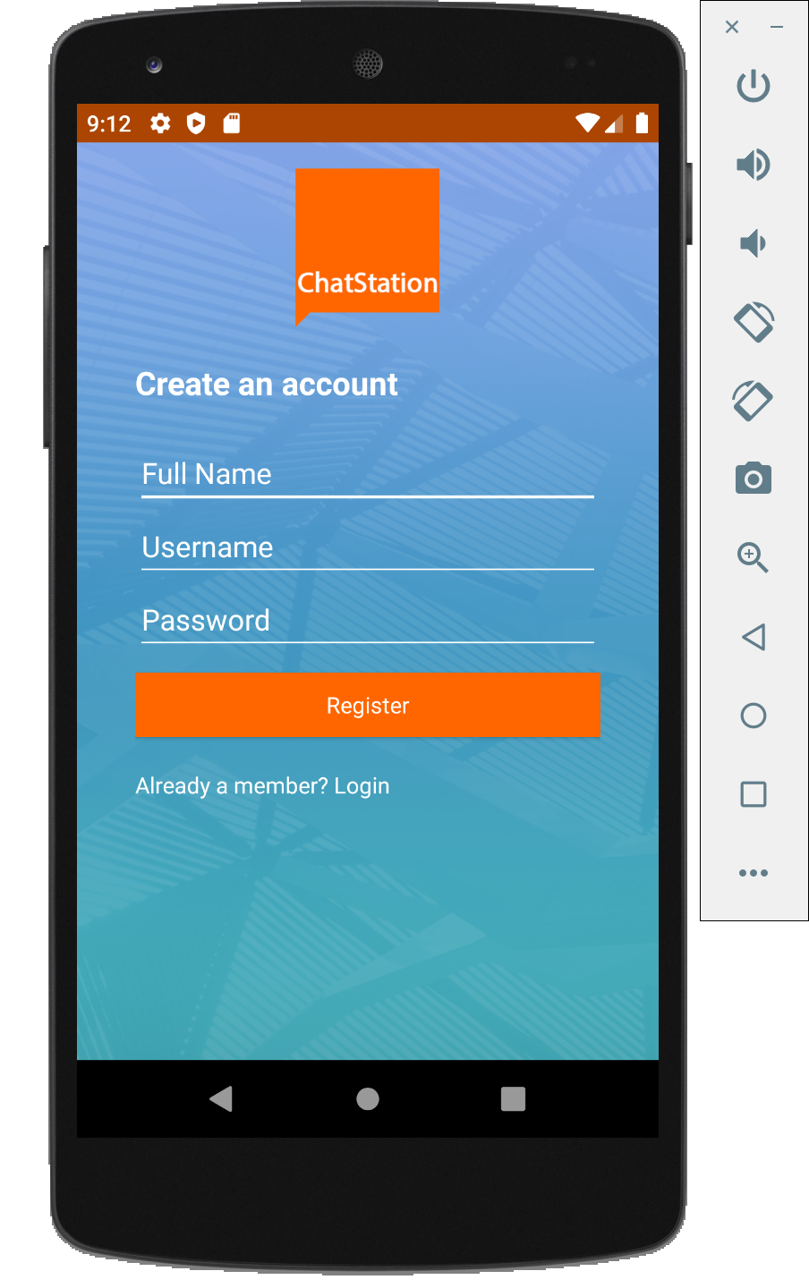 User registration - Android, Java, PHP, and MySQL