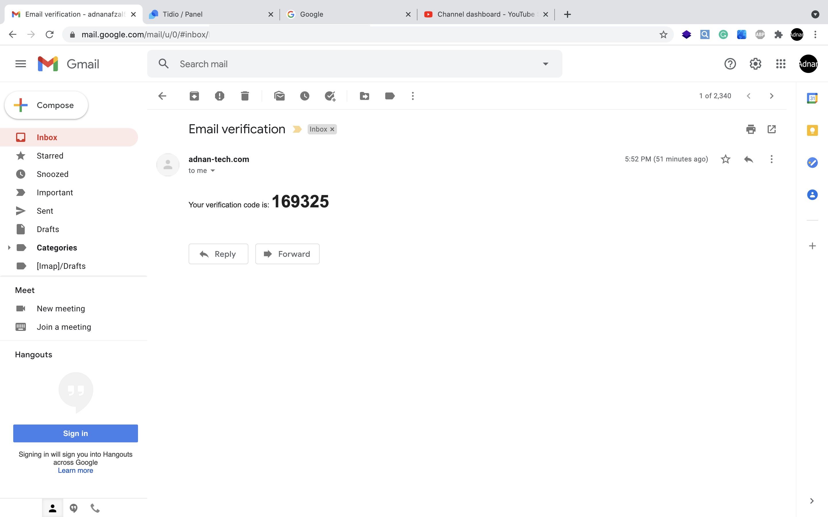 How to verify email with a verification code - PHP & MySQL